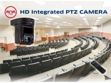 Professional PTZ HD Camera